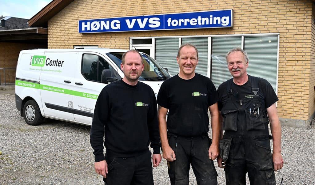 Dansk VVS Center om os
